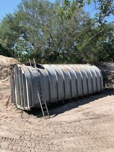 Bunker Underground / Above  Build out Shell. Delivery FL(see details)