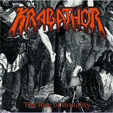 Krabathor-the rise of brutality-MCD-Death Métal