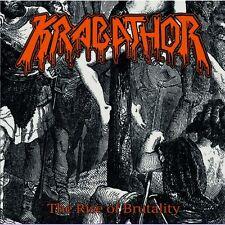 KRABATHOR - The Rise Of Brutality - MCD - DEATH METAL