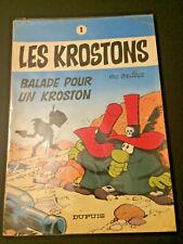 EO LES KROSTONS 1, ballade pour un kroston par Deliege, 1975