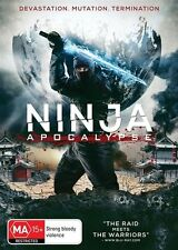 Action & Adventure Ninja DVD Movies