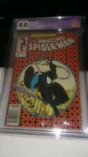 Amazing Spider-Man 300 CGC purple 8.0 Newsstand First Appearance Venom!!! 🔥🔥🔥