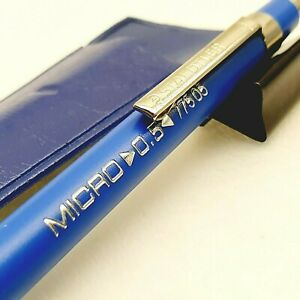 Vintage mechanical pencil Staedtler Micro 77505 0.5mm lead