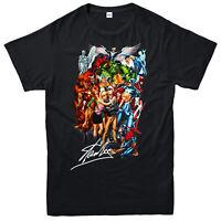 Marvel Stan Lee T-Shirt Superhero Stan Lee Gift Unisex Adult Kids Tee Top