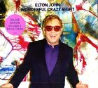 ELTON JOHN WONDERFUL CRAZY NIGHT CD DELUXE EDITION NUOVO SIGILLATO !!