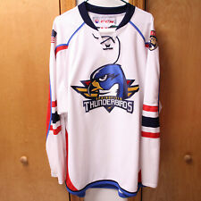 SPRINGFIELD THUNDERBIRDS AHL CCM XXL HOCKEY JERSEY WHITE LACE FLORIDA PANTHERS