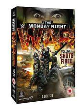 WWE MONDAY NIGHT WAR Vol.1 - Shots Fired BOX 4 DVD in Inglese NEW PRENOTAZ.
