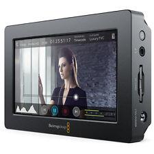 Blackmagic Design Video ayudar a alta resolución, de 5 pulgadas Monitor / Grabador