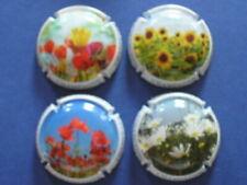 Collection de capsules et bouchons