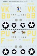 MICROSCALE DECALS 1/72 BOEING B-17F Flying Fortress 303rd BG# ss72890
