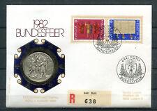 Numisbrief 1982 Bundesfeier 1982 Silber ..................................2/2068