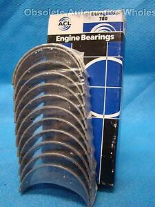 2960  3275 3300 fits Nissan Mercury Infiniti Rod Bearing SET 1984 - 2000 .50