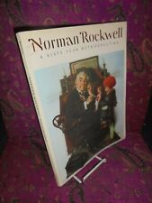 New Listing1972-Norman Rockwell-A Sixty Year Retrospective-Art Catalog
