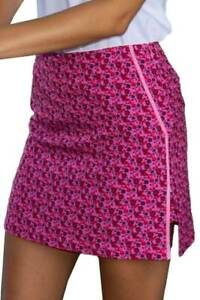 New with tags ~ Golftini Golf Skort ~ Size 8 ~ Pink Print ~ Retail $ 120