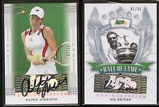 2013 Ace Authentic Signature Series Tennis AUTO - VIC SEIXAS (#01/35)