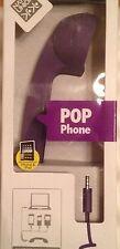 Sealed Genuine Boxed Native Union Retro Handset POP Phone PURPLE