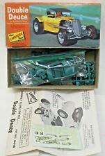 Lindberg 6018:60 Ford DOUBLE DEUCE Hot Rod 1/32 model kit