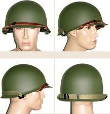 WWII U.S M1 steel helmet Sweatband M1 Green Helmet US ARMY M1 GREEN HELMET