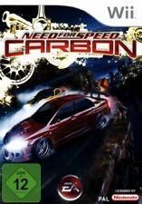 Nintendo Wii Spiel - Need for Speed: Carbon DEUTSCH mit OVP