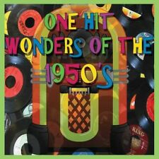 Various Artists - One Hit Wonders Of The 1950's (Various Artists) [New CD]