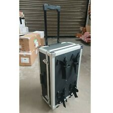 Portable Lightweight Flight Case Hard-Wearing Durable Handle Lockable