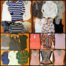 Women's Mixed Clothing Lot Tops Sweater Blouse Jacket 25 PC. Size Small