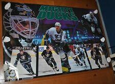 VINTAGE MIGHTY DUCKS COLLAGE # 4217 VERY RARE RELEASED IN 1994 ONLY 1 ON EBAY