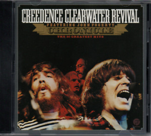 CREEDENCE CLEARWATER REVIVAL - Chronicle - CD - 1991 - Unversal Music - Europe