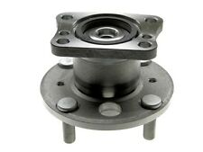 SET 2 WHEEL HUB BEARING REAR FORD FIESTA 2008-