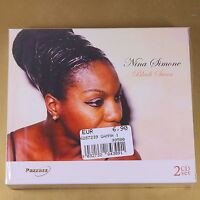 NINA SIMONE - BLACK SWAN - 2CD - 2005 PAZZAZZ - OTTIMO CD [AS-159]