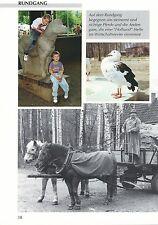 ÜÜ49 BROSCHÜRE TIERPARK COTTBUS 1994 - 96 SEITEN