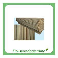 Arelle Pvc Bamboo Arella In Plastica Effetto Simil Bamboo Larga 200 cm - 421444
