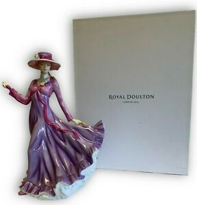 Boxed Royal Doulton Pretty Ladies Julie HN5374 Hand Made & Decorated Figurine