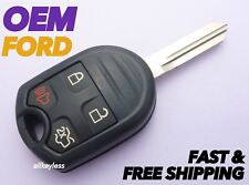 OEM FORD key keyless entry remote fob transmitter CWTWB1U793 SA +NEW BLADE