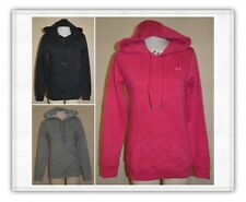 Under Armour Womens ColdGear Hometown Hoodie~Black/Pink/Gray~1260509~Many Sizes