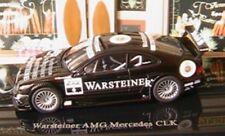 MERCEDES BENZ CLK AMG #6 WARSTEINER AUTOART B66961912 1/43 BLACK NOIR SCHWARZ