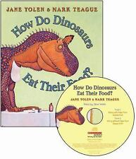 How Do Dinosaurs... Ser.: How Do Dinosaurs Eat Their Food? by Jane Yolen...