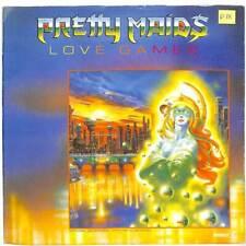 """Pretty Maids - Love Games - 7"""" Vinyl Record Single"""