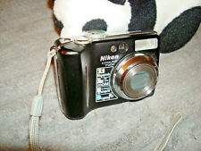 Nikon COOLPIX 7900 Black 7.1MP Digital Camera