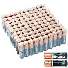 Confezione da 10 mn2400 DURACELL DURALOCK AAA 1.5v Batterie Alcaline lr03 exp-2021