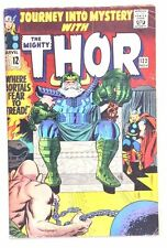JOURNEY INTO MYSTERY #122 1965 VG ABSORBING MAN IN ASGARD!+TALES OF ASGARD