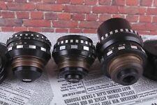 Black Magic Pocket BMPCC Set 3 for Camera Kiev-16U Mir-11 Vega-7-1 Tair-41 lens