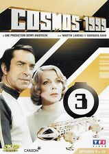 COSMOS 1999 VOLUME 3 - EPISODES 9 A 12 / MARTIN LANDAU DVD SERIE TV NEUF/CELLO