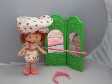 Vintage Dancing Dancin Strawberry Shortcake Ballerina ballet doll