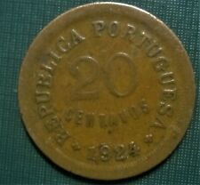 PORTUGAL 1924 Twenty Centavo 2 0 Cent 1 Coin LOW SHIPPING