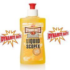Dynamite baits Jaune XL liquide Attractant Scopex