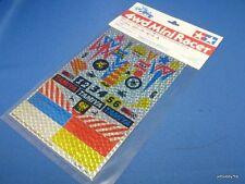 Vintage (Tamiya 15020) Mini 4WD Glitter Sticker Set A