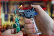 Ks Tools Mini Fer à Souder Poche, 80mm, Appareil à Souder,Bec Bunsen, sans Gaz
