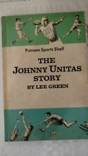 The Johnny Unitas Story 1962 by Lee Greene