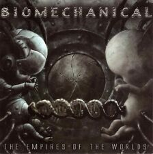 Biomechanical - The Empires Of The Worlds - CD